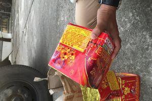 CSGT Thanh Hóa: Một ngày phát hiện 2 ô tô vận chuyển pháo