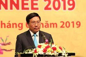 Việt Nam quyết tâm đẩy mạnh hơn nữa nỗ lực hội nhập quốc tế