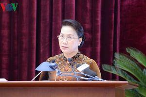 Chủ tịch Quốc hội dự Hội nghị toàn quốc công tác kiểm tra, giám sát của Đảng