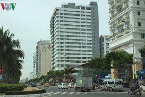 Đà Nẵng: Hạn chế xây dựng nhà cao tầng ven biển