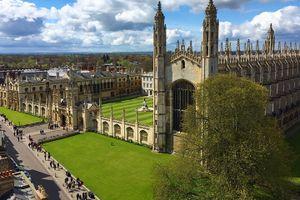 Khuôn viên tuyệt đẹp của 10 trường đại học hàng đầu thế giới