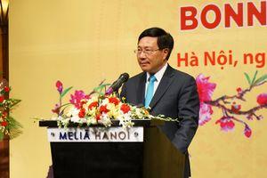 Đoàn Ngoại giao sẽ tiếp tục đóng góp vào chặng đường phát triển của Việt Nam