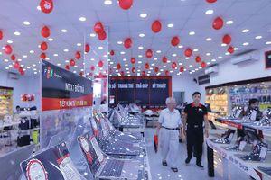 FPT Retail (FRT) đạt 348 tỷ đồng lợi nhuận sau thuế