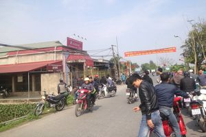 Bắt giữ nghi phạm cướp ngân hàng ở Thái Bình