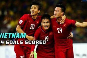 Báo quốc tế: Bóng đá Việt Nam đã lên ngôi từ những anh hùng vô danh