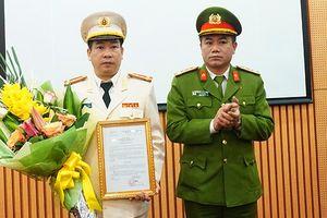 Bổ nhiệm chức danh Phó Thủ trưởng Cơ quan Cảnh sát điều tra Công an Hà Nội