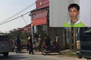 Đã bắt được tên cướp ngân hàng ở Thái Bình