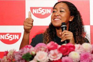 Ngôi sao Naomi Osaka nguy cơ mất hợp đồng vì... màu da