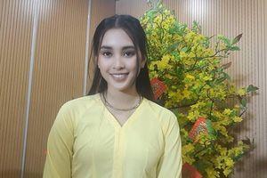 Hoa hậu Tiểu Vy và Mỹ Linh nói về Tết