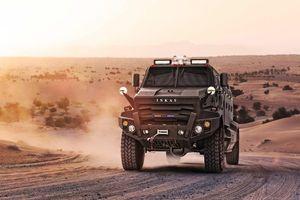 Loạt xe chống đạn tốt nhất thế giới, chịu được thuốc nổ TNT