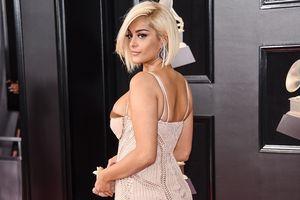 Nữ ca sĩ Bebe Rexha bức xúc vì bị các nhà thiết kế chê béo