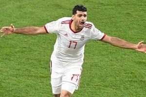 Hạ Trung Quốc 3-0, Iran hiên ngang vào bán kết Asian Cup