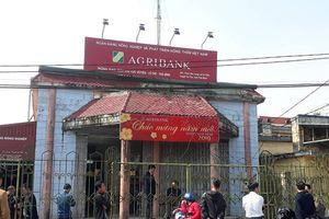 Nghi phạm cướp ngân hàng ở Thái Bình về cất tiền rồi ung dung đi làm