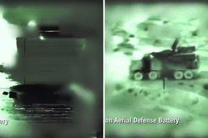 Pantsir-S1 bắn hạ 73 quả Tomahawk nhưng lại bị Harop phá hủy