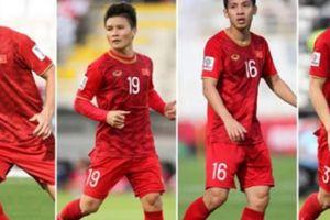 Báo châu Á tôn vinh 5 cầu thủ Việt Nam xuất sắc nhất Asian Cup