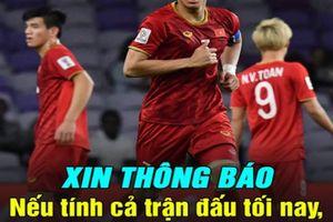 Nếu Việt Nam thắng Nhật đêm nay, bạn sẽ làm gì?