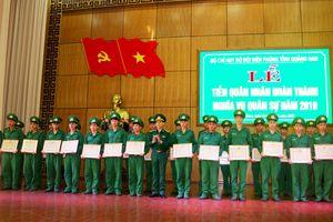 Bộ đội Biên phòng Quảng Nam tiễn quân nhân hoàn thành nghĩa vụ quân sự