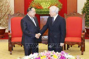 Thúc đẩy hơn nữa mối quan hệ hữu nghị giữa quân đội Việt Nam và Thái Lan