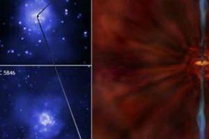 Lỗ đen quay cực 'khủng' quanh trục tạo điều kinh ngạc