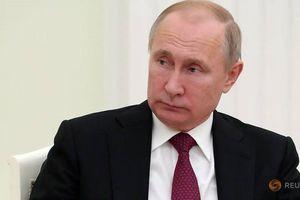 Tổng thống Putin nói về lợi ích Syria có được khi Mỹ rút quân