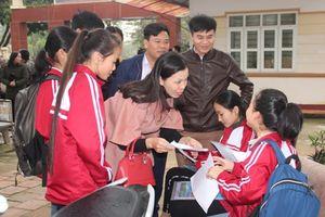Hà Tĩnh: 1.033 học sinh THCS tham gia kỳ thi học sinh giỏi cấp tỉnh