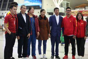 Bố cầu thủ Văn Hậu: 'Hoàng- Hậu sẽ tỏa sáng và Việt Nam chiến thắng với tỷ số 2-1'