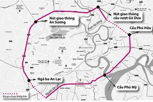'Tắc' đường vành đai, nghẽn giao thông: Thiếu vốn, thiếu cơ chế