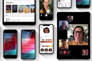 Apple phát hành bản cập nhật iOS 12.1.3 khắc phục nhiều sự cố