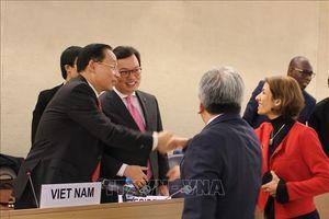 Việt Nam đối thoại về nhân quyền tại LHQ