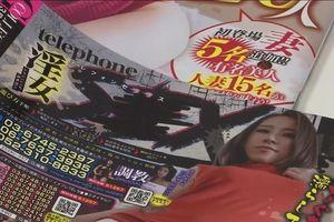 Cửa hàng tiện lợi Nhật nói không với tạp chí người lớn vì Olympic