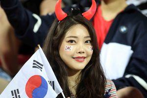 Son Heung-min 'đổ máu' trước sự cổ vũ của kiều nữ fan Hàn
