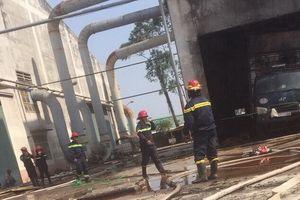 Cháy lớn sau tiếng nổ, một người tử vong, ba người bỏng nặng