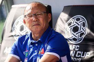 HLV Park Hang Seo và sự thành công từ 'trẻ hóa bóng đá Việt'