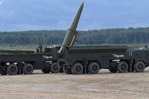 Nga phô diễn tên lửa bất chấp căng thẳng với Mỹ trong vấn đề INF