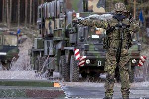 Quân đội Thụy Điển trang bị xe tải hạng nặng cho dàn tên lửa Patriot