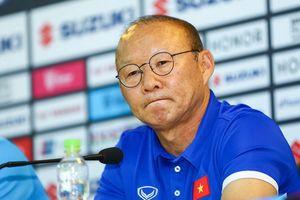 HLV Park Hang Seo: 'Đụng độ Nhật Bản sẽ vô cùng khó khăn'