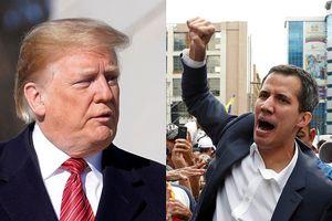 Mỹ coi thủ lĩnh đối lập là Tổng thống Venezuela, ông Maduro 'phản pháo' gay gắt