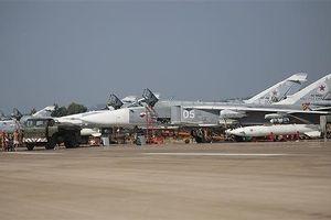 Nga bất ngờ thừa nhận căn cứ không quân Hmeiymim ở Syria đang gặp nguy hiểm