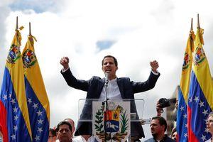 Nga chỉ trích việc Mỹ đưa thủ lĩnh đối lập Venezuela lên làm Tổng thống