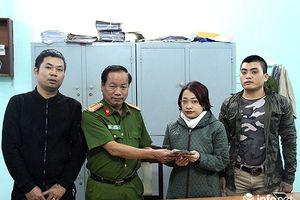 Đà Nẵng: Du khách Hà Nội tìm trả 1.600USD cho người đánh rơi