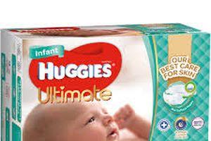 Hàng trăm bà mẹ yêu cầu thương hiệu Huggies thu hồi tã do gây bỏng cho trẻ