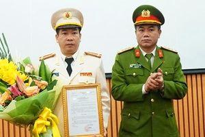 Công an TP Hà Nội có tân Phó thủ trưởng Cơ quan Cảnh sát điều tra