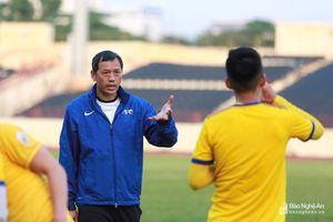 HLV trưởng SLNA: 'Việt Nam sẽ có bàn thắng từ tình huống cố định'