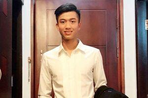 Trước giờ gặp tuyển Nhật Bản, Phan Văn Đức đổi avatar chuẩn 'soái ca' khiến fan nữ thả like ầm ầm