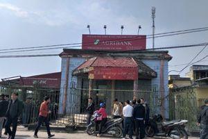 Đối tượng mang dao đi cướp ngân hàng ở Thái Bình đã bị bắt