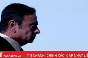 Ông Carlos Ghosn xin thôi chức chủ tịch Renault