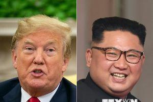 Mỹ-Triều Tiên xác nhận ông Trump gửi thư tay cho nhà lãnh đạo Kim