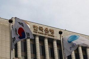 Ngân hàng Hàn Quốc quyết định đóng băng lãi suất cơ bản mức 1,75%