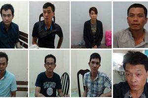 Xét xử đường dây ma túy xuyên quốc gia từ Campuchia về Việt Nam: Tuyên 5 án tử