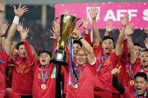 Đội tuyển Việt Nam đã là người chiến thắng